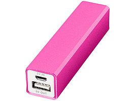 Портативное зарядное устройство Volt, розовый (артикул 12349208)