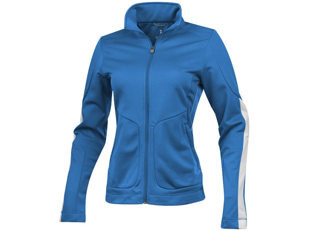Куртка Maple женская на молнии, синий (артикул 3948744XS)