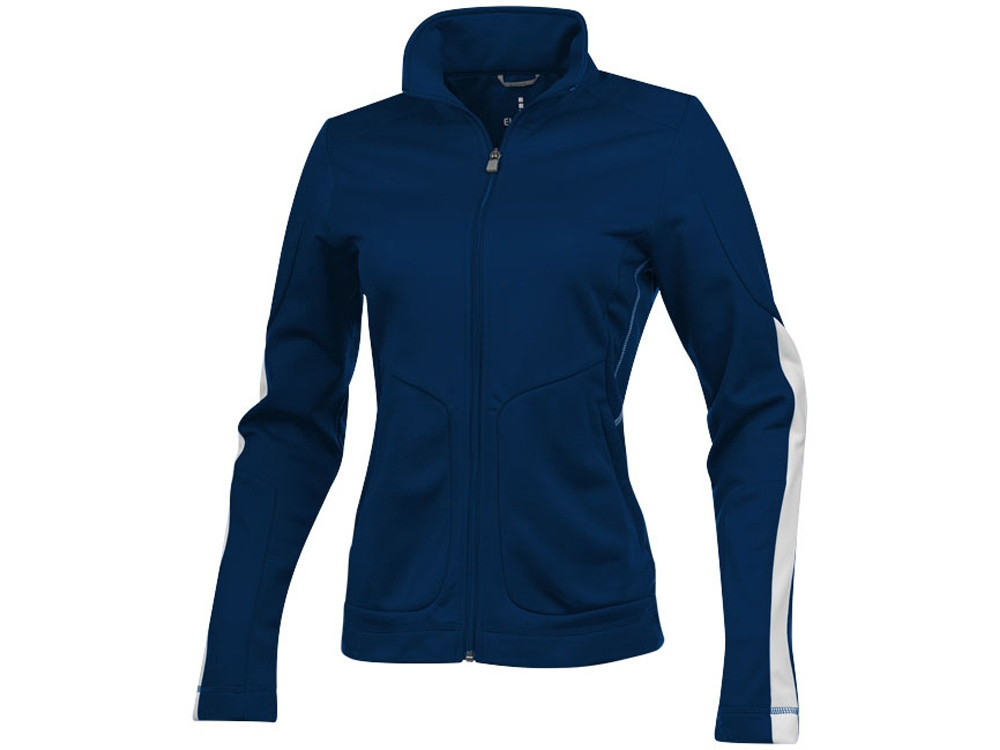 Куртка Maple женская на молнии, темно-синий (артикул 3948749XS)