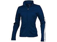 Куртка Maple женская на молнии, темно-синий (артикул 3948749XS), фото 1
