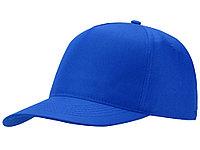 Бейсболка Mix 5-ти панельная, кл. синий (артикул 13385322), фото 1