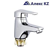 Смеситель для умывальника ZEGOR SWZ1-A182