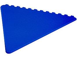 Треугольный скребок Frosty, ярко-синий (артикул 10425101)