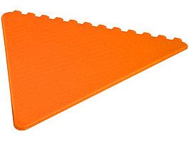 Треугольный скребок Frosty, оранжевый (артикул 10425105)