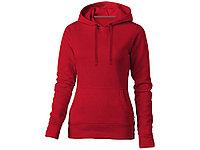 Толстовка Alley женская с капюшоном, красный (артикул 3323925S), фото 1