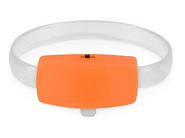 Браслет Raver, оранжевый/белый (артикул 11810102)