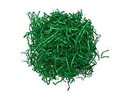 Бумажный наполнитель, 50 г., зеленый (артикул 625049)