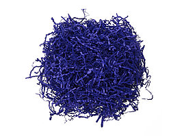 Бумажный наполнитель, 50 г., синий (артикул 625050)