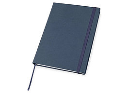 Ежедневник недатированный А5 Strap AR , темно-синий (артикул 79118)