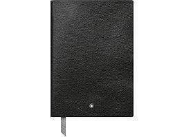 Записная книжка Fine Stationery #146. Montblanc, черный, в линейку (артикул 113294)