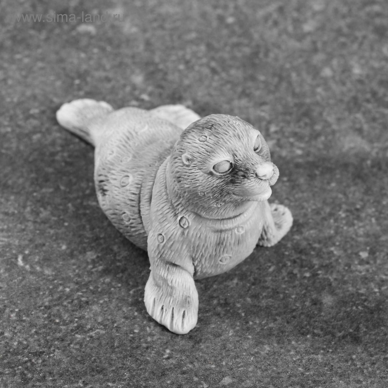 Сувенир Тюлень, 4 см