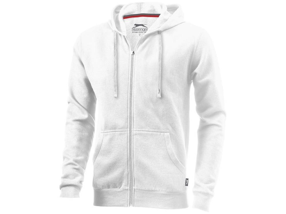 Толстовка Open мужская с капюшоном, белый (артикул 33240013XL)