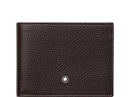 Бумажник 6 сс Meisterstück Soft Grain. Montblanc (артикул 114460)