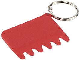Силиконовая щетка для клавиатуры, красный (артикул 13427302)