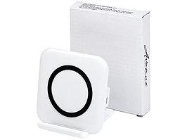 Беспроводная зарядка-подставка для смартфона Catena, белый (артикул 12394701)