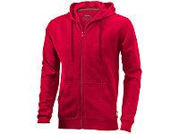 Толстовка Open мужская с капюшоном, красный (артикул 33240252XL), фото 1