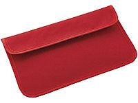 RFID блокер сигнала и футляр для телефона, красный (артикул 13427903)