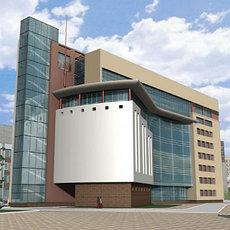 Торговые здания и сооружения