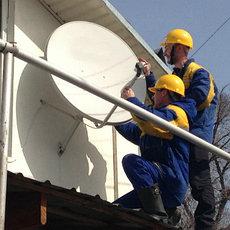 Установка и ремонт спутникового оборудования