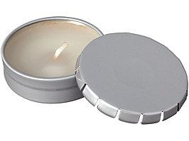 Свеча Bova в жестяной баночке, серебристый (артикул 12612001)