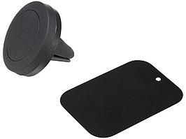 Магнитный держатель для телефона, черный (артикул 13424000)