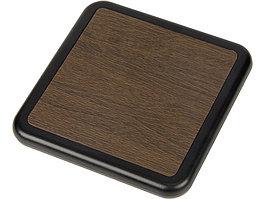 Устройство для беспроводной зарядки Solstice, коричневый/черный (артикул 12395001)
