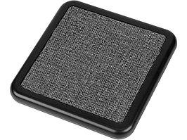 Устройство для беспроводной зарядки Solstice, серый/черный (артикул 12395002)