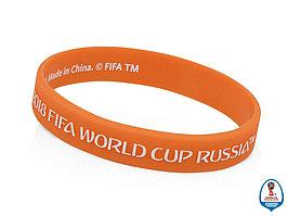 Браслет 2018 FIFA World Cup Russia™, оранжевый (артикул 2018102)