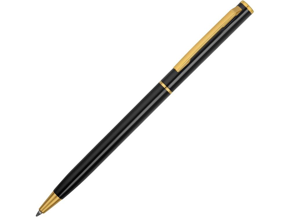 Ручка шариковая Жако, черный (артикул 77580.07)