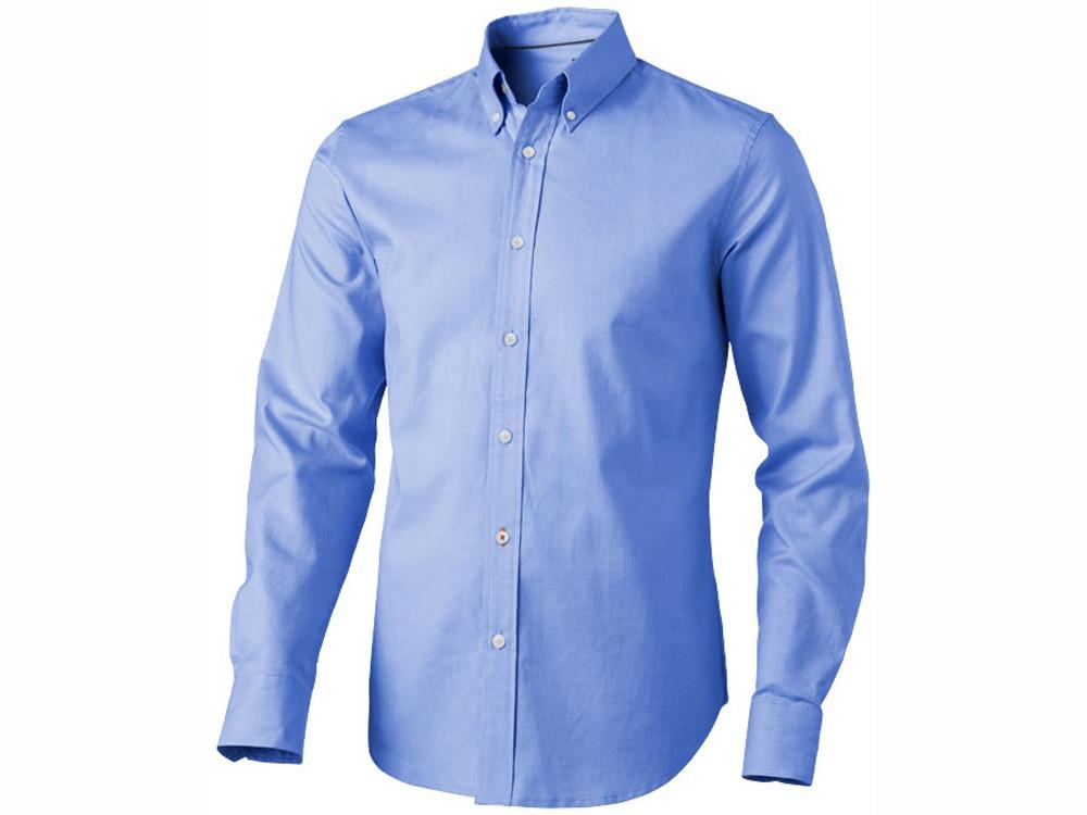 Рубашка Vaillant мужская с длинным рукавом, голубой (артикул 3816240M)