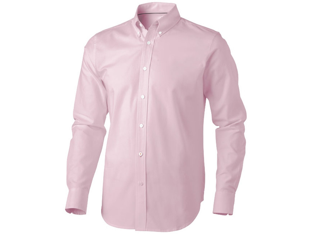 Рубашка Vaillant мужская с длинным рукавом, розовый (артикул 3816221M)