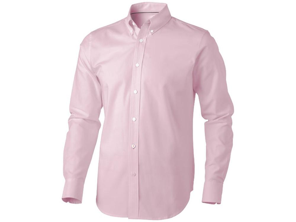 Рубашка Vaillant мужская с длинным рукавом, розовый (артикул 38162213XL)