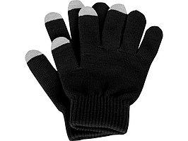 Перчатки для сенсорного экрана, черный, размер L/XL (артикул 869517)