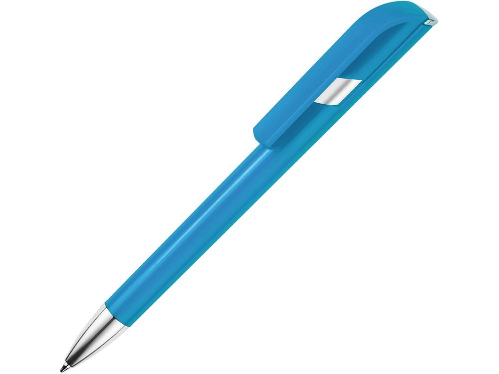 Ручка шариковая Атли, голубой (артикул 13515.12)