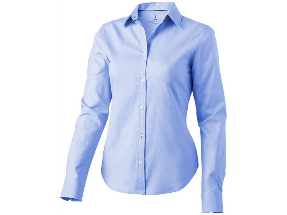 Рубашка Vaillant женская с длинным рукавом, голубой (артикул 3816340S)