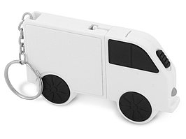 Рулетка в виде автомобиля с набором отверток, белый (артикул 499516)