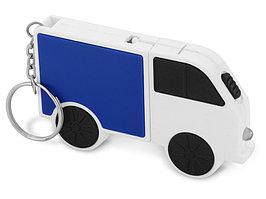 Рулетка в виде автомобиля с набором отверток, синий (артикул 499592)