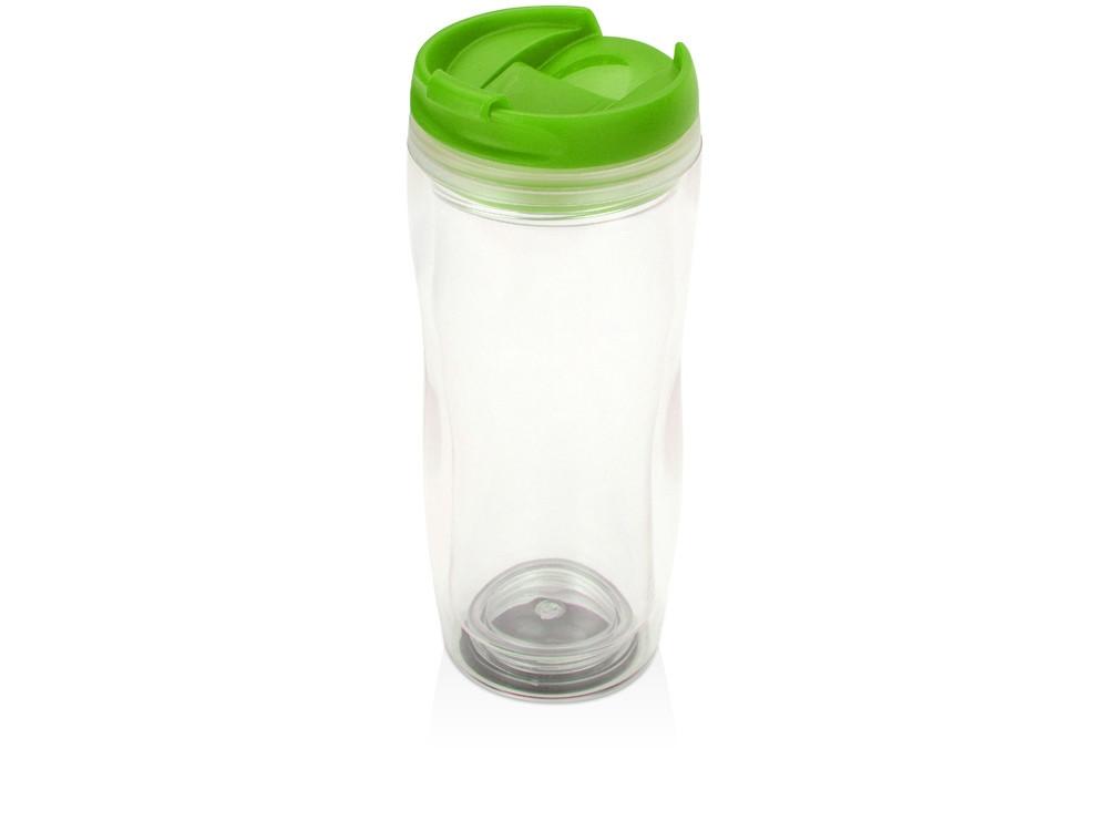Термокружка Лукас 350мл, зеленый (артикул 828103)