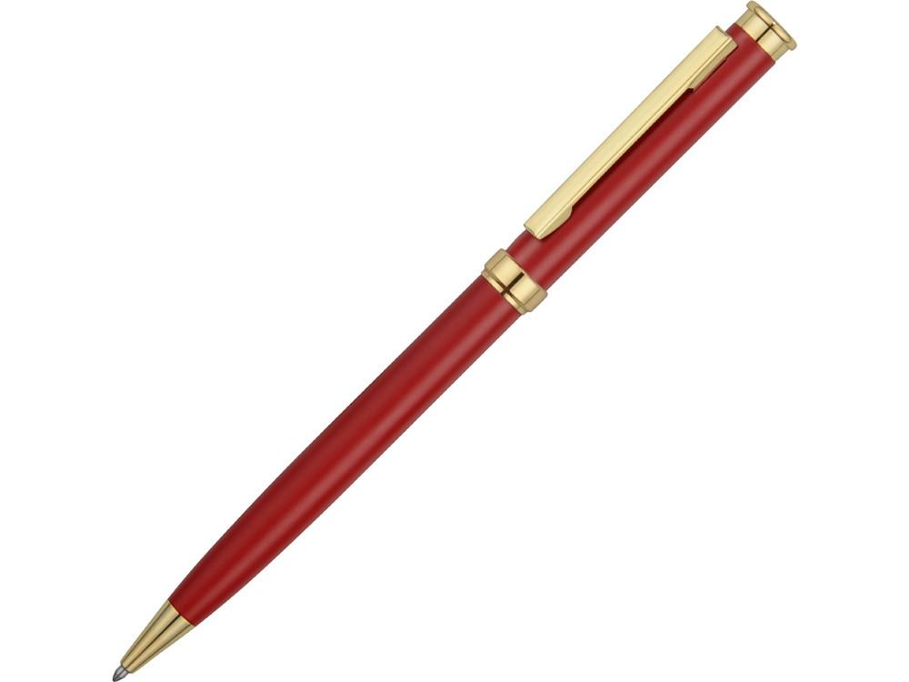 Ручка шариковая Голд Сойер, красный (артикул 42091.01)