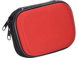 Набор для оказания первой помощи Аптечка, красный (артикул 429501)