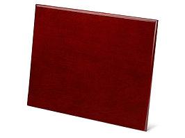 Плакетка наградная красное дерево (артикул 608029)