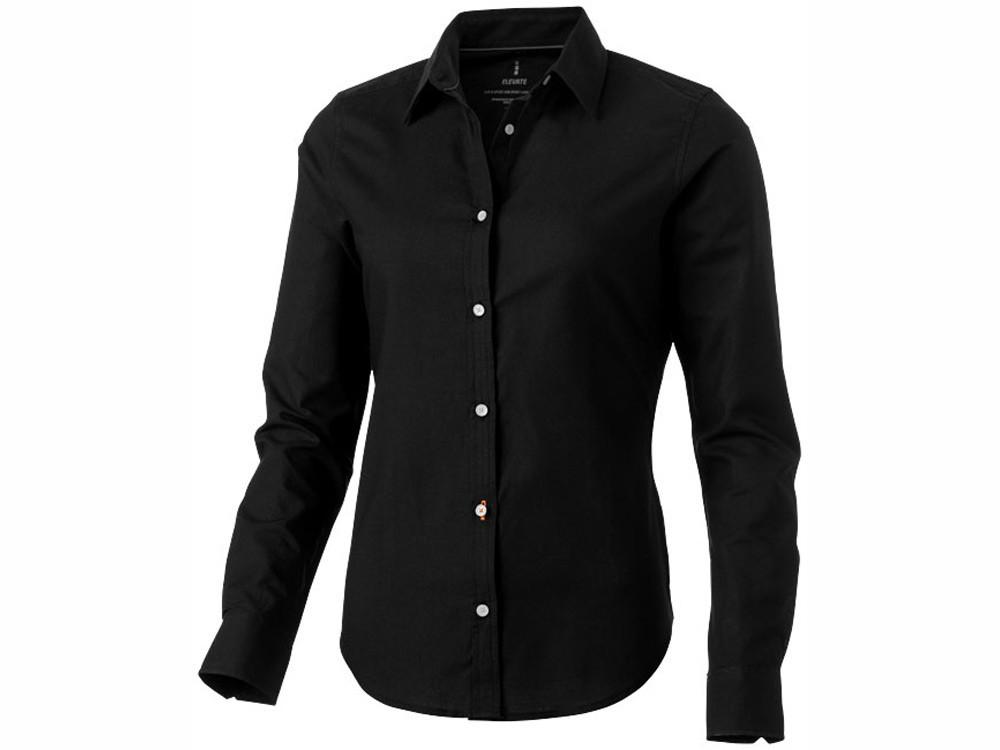 Рубашка Vaillant женская с длинным рукавом, черный (артикул 3816399M)