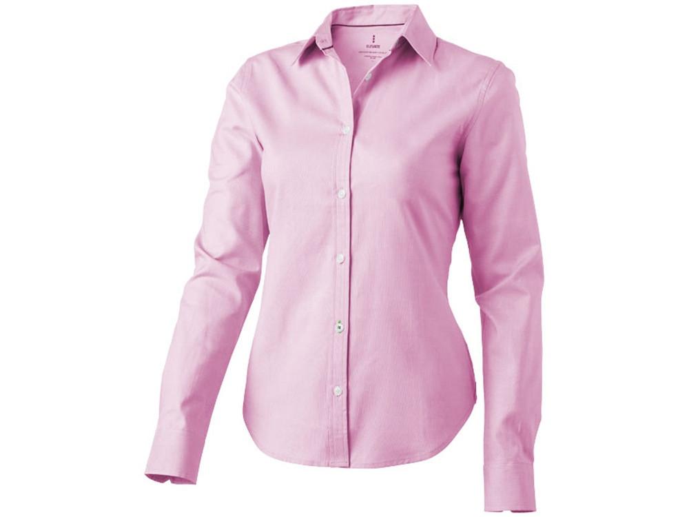 Рубашка Vaillant женская с длинным рукавом, розовый (артикул 3816321XL)