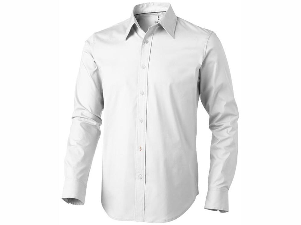 Рубашка Hamilton мужская с длинным рукавом, белый (артикул 3816401S)