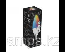 Лампа Gauss Свеча 6W E14 RGBW+димирование LED 1/10/100