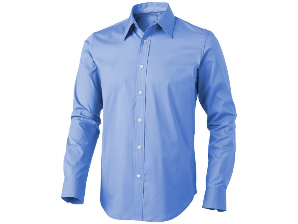Рубашка Hamilton мужская с длинным рукавом, голубой (артикул 3816440L)