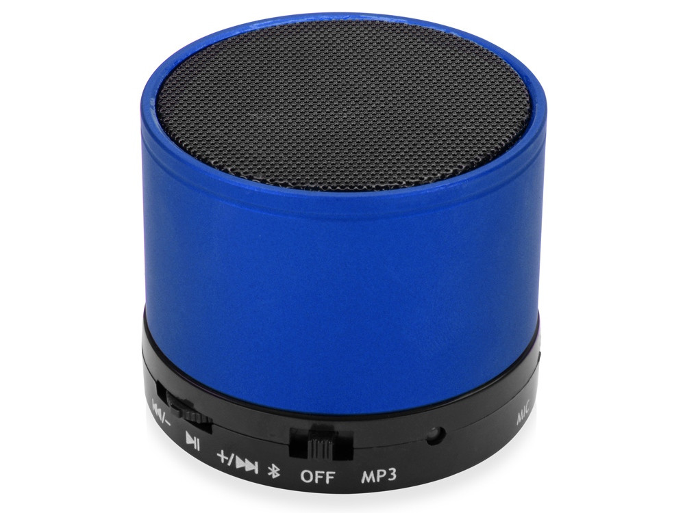 Беспроводная колонка Ring с функцией Bluetooth®, синий (артикул 975102)
