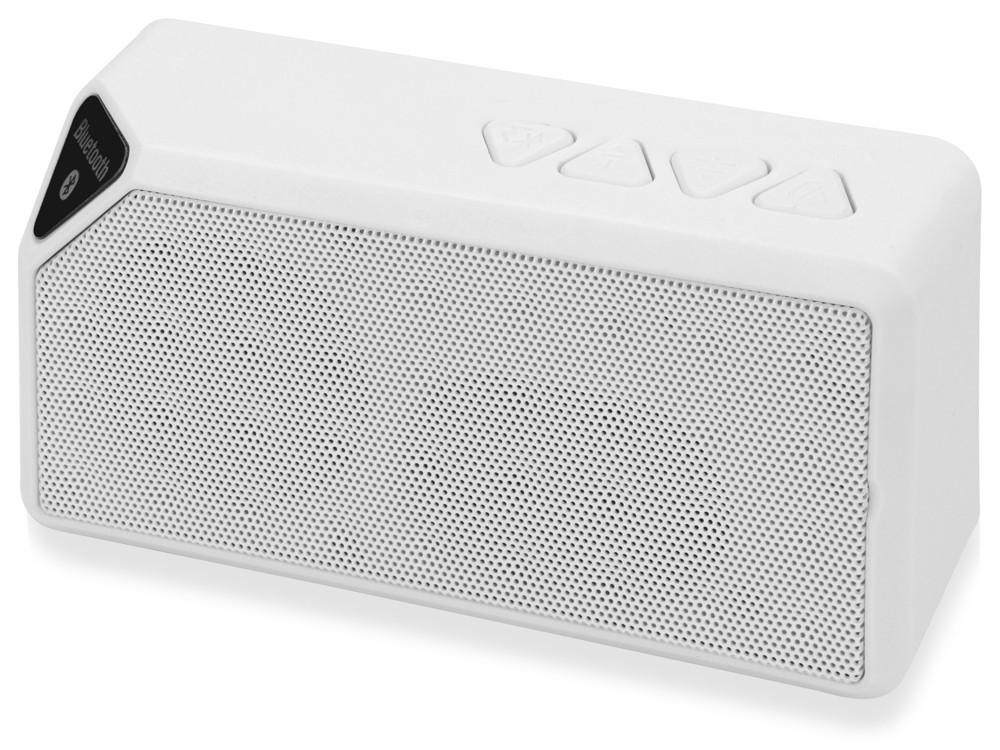 Портативная колонка Bermuda с функцией Bluetooth®, белый (артикул 975126)
