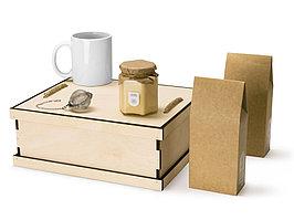 Подарочный набор Tea Duo Deluxe, белый (артикул 700326.06)