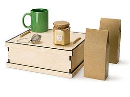 Подарочный набор Tea Duo Deluxe, зеленый (артикул 700326.03)